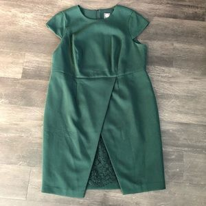 Vince camuto cap sleeve dress